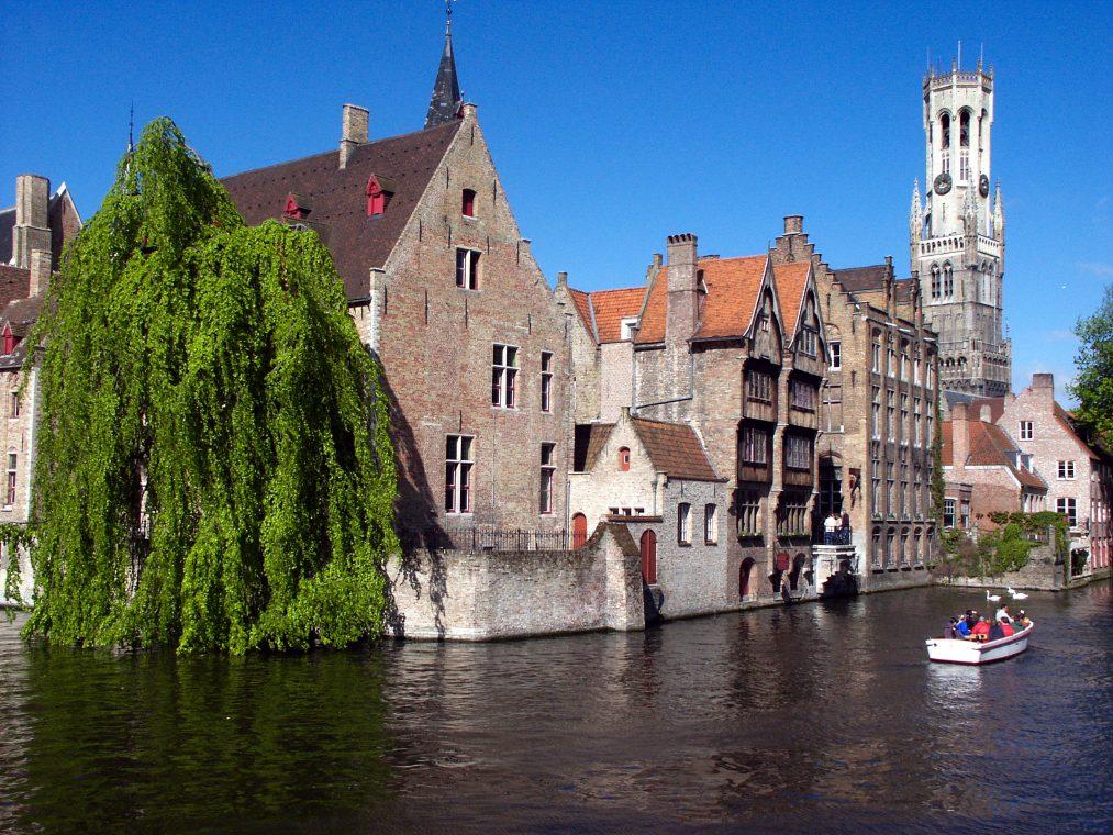 Brugge-CanalRozenhoedkaai 1